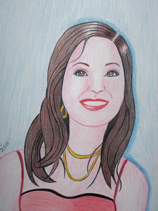 Freida Pinto por Jeanette
